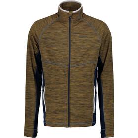 Icepeak Delton Midlayer Jacket Men, bruin/blauw